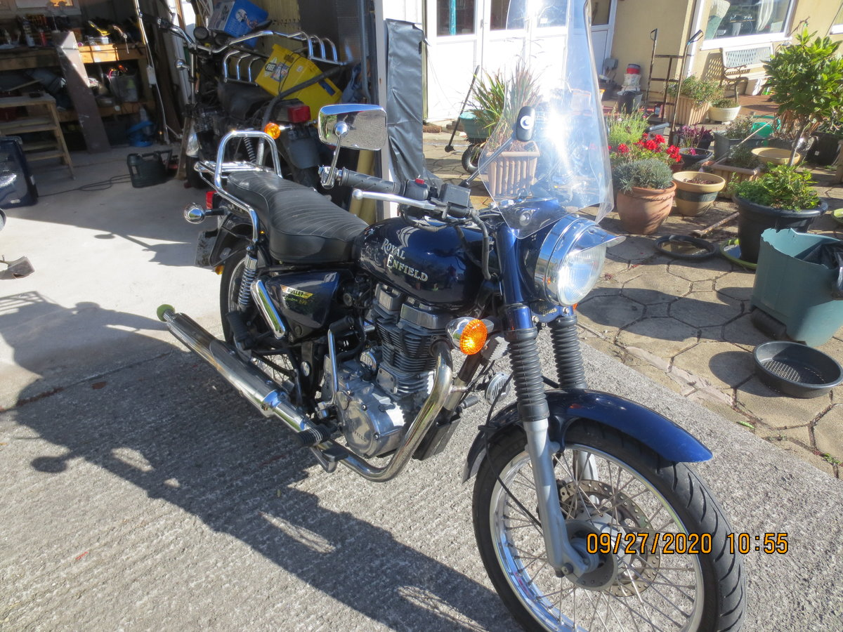 2010 Two for one, bike AND a spare engine and gearbox For Sale (picture 1 of 5)