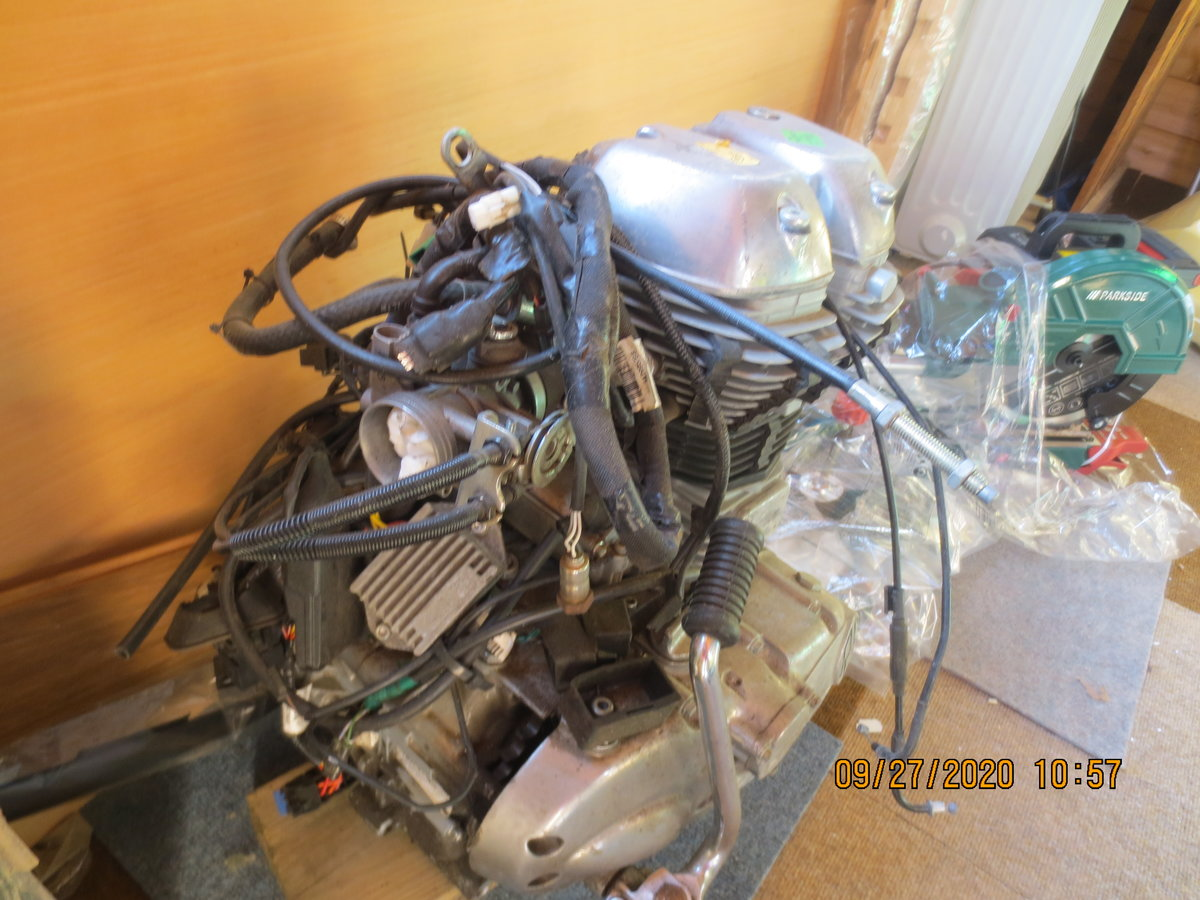2010 Two for one, bike AND a spare engine and gearbox For Sale (picture 5 of 5)