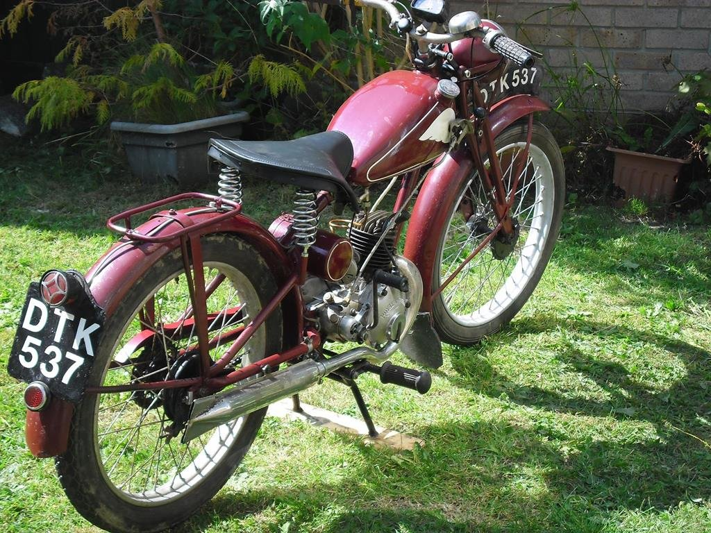 Lot 112 - A 1949 Royal Enfield RE 15 - 28/10/2020 SOLD by Auction (picture 6 of 6)