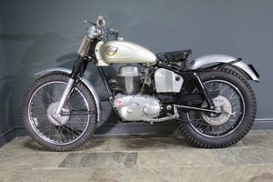 Picture of 1964 Royal Enfield 250 cc Trials Bike  Original  SOLD