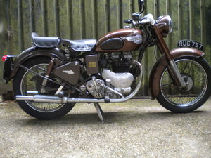 Picture of Lot 143 - A 1953 Royal Enfield Meteor - 28/10/2020