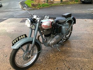 ROYAL ENFIELD 350 BULLET MANUFACTUTRED 1951