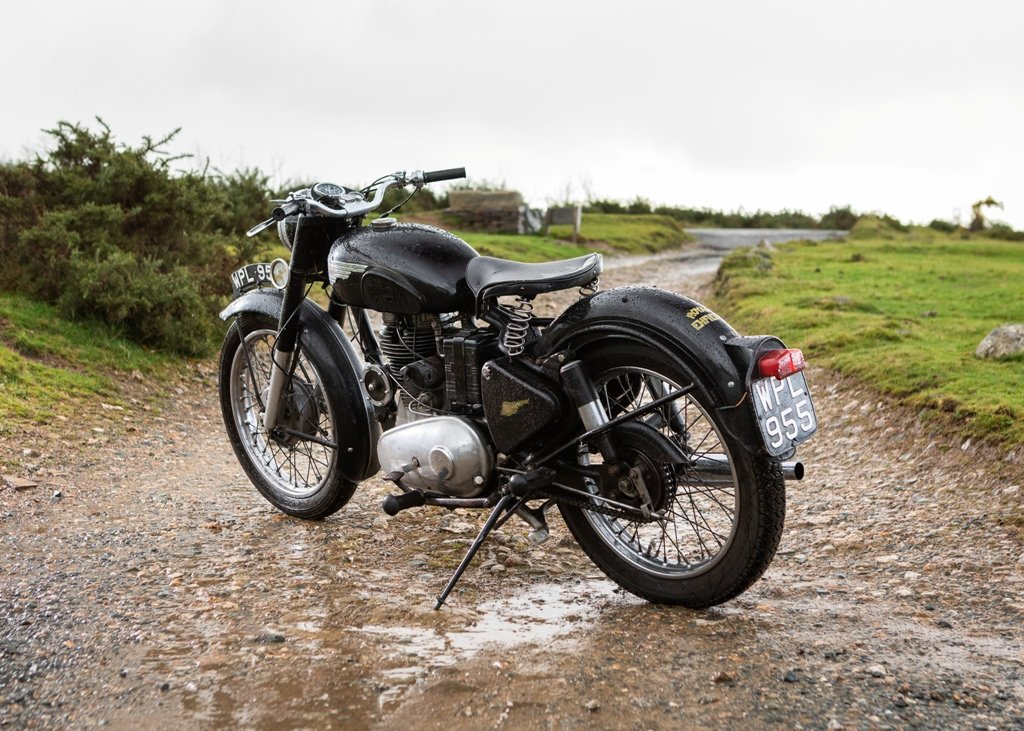 1955 Royal Enfield Bullet (350cc) SOLD by Auction (picture 3 of 6)