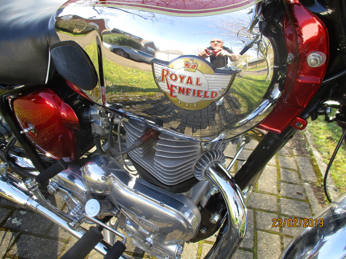 1959 Royal Enfield Constellation 700cc For Sale (picture 1 of 6)