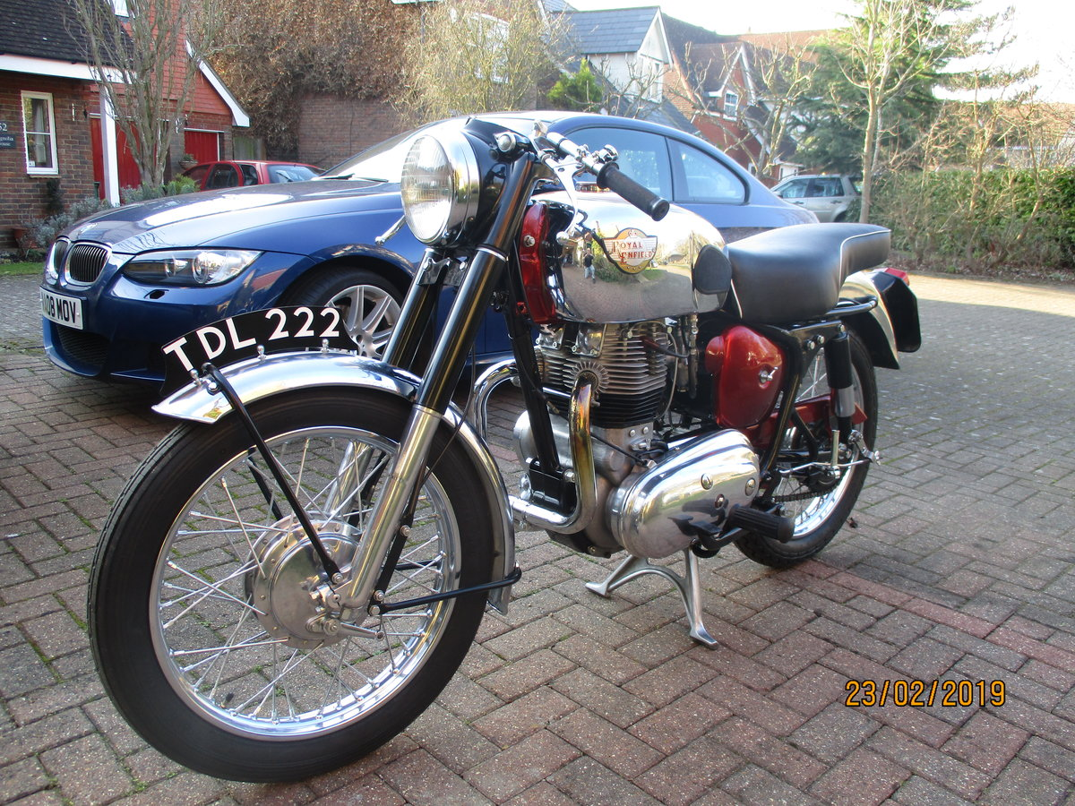1959 Royal Enfield Constellation 700cc For Sale (picture 2 of 6)