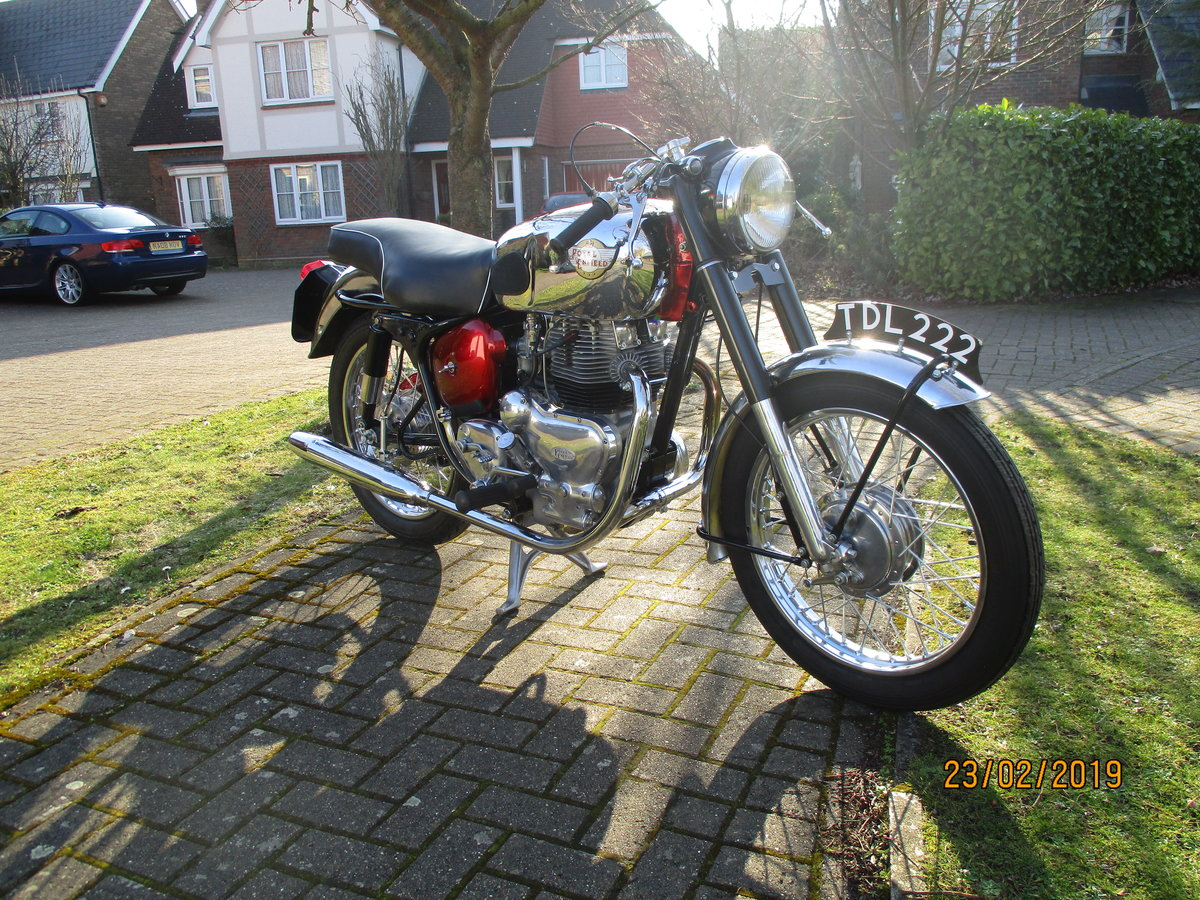 1959 Royal Enfield Constellation 700cc For Sale (picture 3 of 6)
