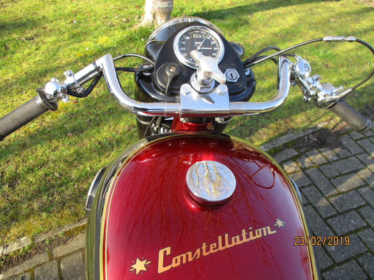 1959 Royal Enfield Constellation 700cc For Sale (picture 4 of 6)