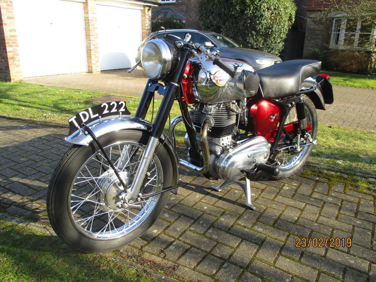 1959 Royal Enfield Constellation 700cc For Sale (picture 6 of 6)