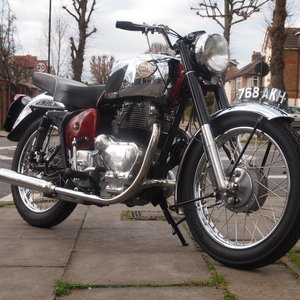 Picture of 1959 Royal Enfield 700 Constellation, SOLD TO STUART. For Sale