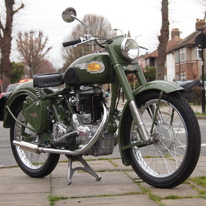 Picture of 1954 Royal Enfield 250cc Clipper, RESERVED FOR GRAHAM HILL. SOLD