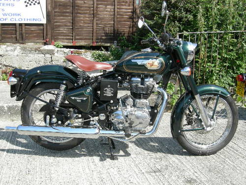 2017 NEW LTD EDITION RETRO STYLE 500I CLASSIC ABS SOLD (picture 1 of 6)