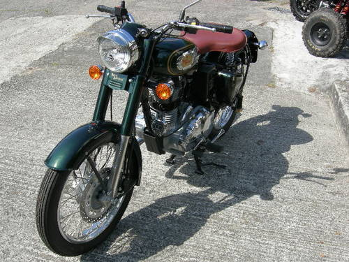 2017 NEW LTD EDITION RETRO STYLE 500I CLASSIC ABS SOLD (picture 6 of 6)