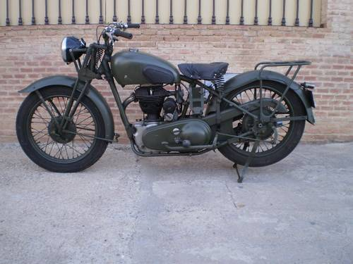 1939 ROYAL ENFIEL 350 OHV WD/C MILITARY For Sale (picture 1 of 6)