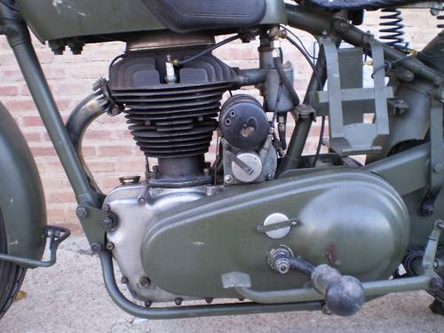 1939 ROYAL ENFIEL 350 OHV WD/C MILITARY For Sale (picture 2 of 6)