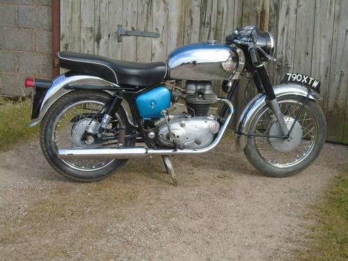 1961 Royal Enfield Crusader Sports SOLD | Car And Classic