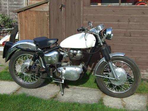 1960 Royal Enfield Crusader Sports SOLD | Car And Classic