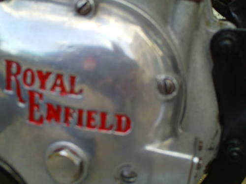 1951 ROYAL ENFIELD 350 BULLET SOLD (picture 6 of 6)