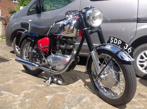 1959 Royal Enfield Crusader Sports SOLD | Car And Classic
