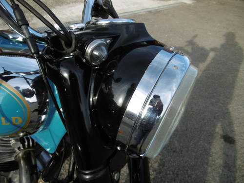 2001 Royal Enfield Classic £2000 spent It looks just fantastic  SOLD (picture 5 of 6)