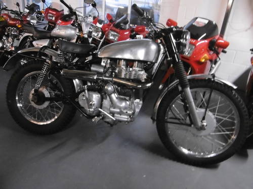 1993 Royal Enfield 500 Trials Lots spent great condition  SOLD (picture 1 of 6)