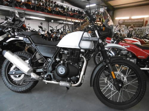 2019 Royal Enfield Himalayan For Sale (picture 1 of 6)