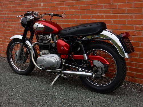 ROYAL ENFIELD INTERCEPTOR MK I 1965 750cc  For Sale (picture 2 of 6)