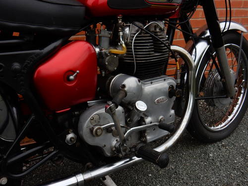 ROYAL ENFIELD INTERCEPTOR MK I 1965 750cc  For Sale (picture 4 of 6)