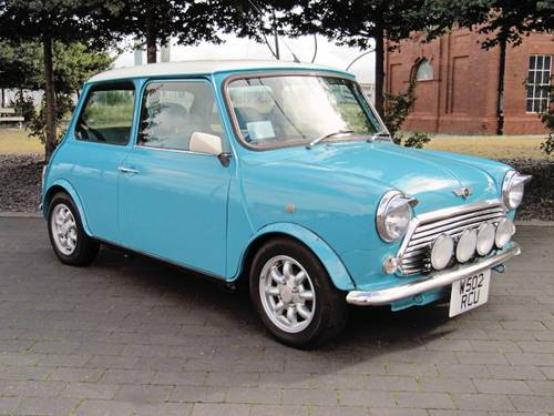 2000 ROVER MINI COOPER 1300 LOW MILEAGE  For Sale (picture 2 of 6)