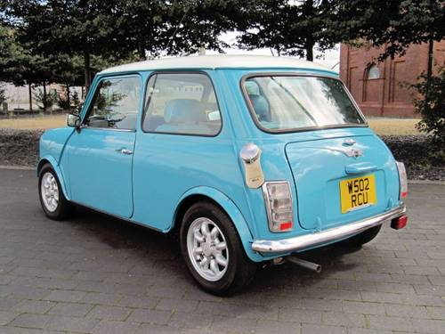 2000 ROVER MINI COOPER 1300 LOW MILEAGE  For Sale (picture 3 of 6)
