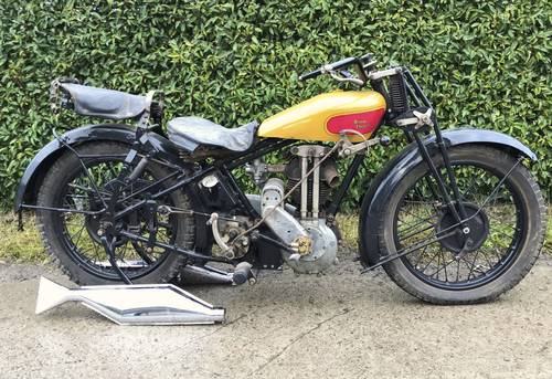 1929 Royal Enfield - 505 Sport double port For Sale (picture 1 of 6)