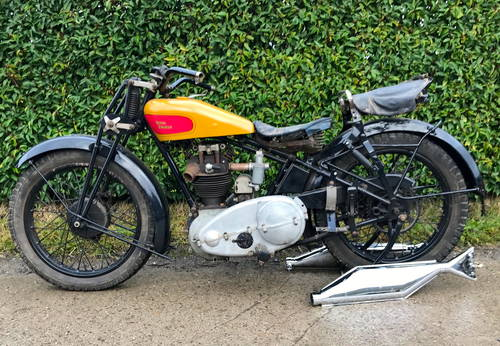 1929 Royal Enfield - 505 Sport double port For Sale (picture 3 of 6)