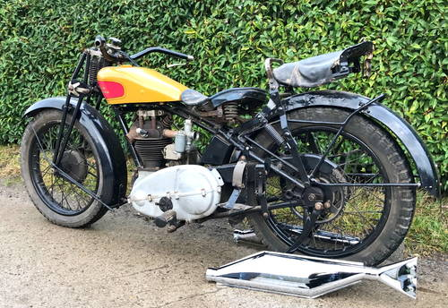 1929 Royal Enfield - 505 Sport double port For Sale (picture 6 of 6)