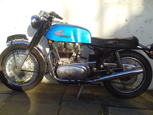 1970 ROYAL ENFIELD INTERCEPTOR 750 SERIES 2 SOLD (picture 3 of 6)