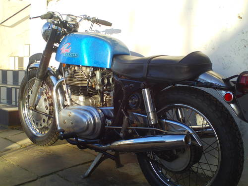 1970 ROYAL ENFIELD INTERCEPTOR 750 SERIES 2 SOLD (picture 4 of 6)