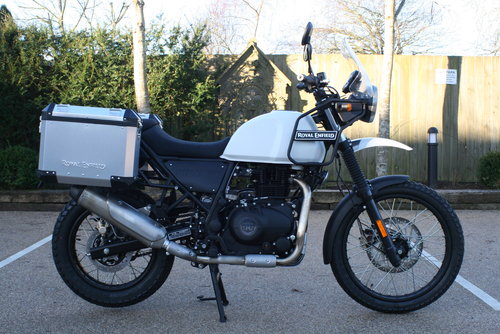 4199 Superb Value For Money Royal Enfield Himalayan 411cc SOLD (picture 1 of 6)