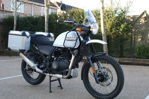 4199 Superb Value For Money Royal Enfield Himalayan 411cc For Sale (picture 2 of 6)