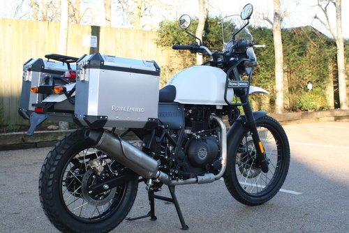 4199 Superb Value For Money Royal Enfield Himalayan 411cc SOLD (picture 3 of 6)