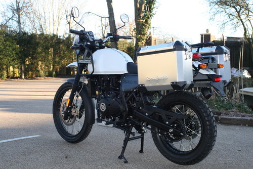 4199 Superb Value For Money Royal Enfield Himalayan 411cc SOLD (picture 4 of 6)
