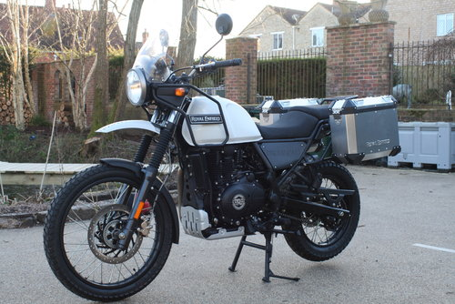 4199 Superb Value For Money Royal Enfield Himalayan 411cc For Sale (picture 5 of 6)