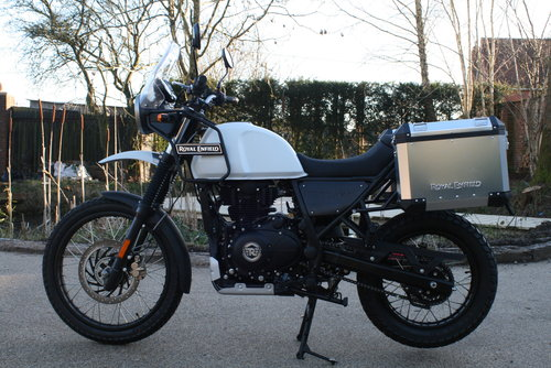 4199 Superb Value For Money Royal Enfield Himalayan 411cc SOLD (picture 6 of 6)
