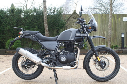 2018 FANTASTIC ROYAL ENFIELD HIMALAYAN IN STOCK!! For Sale (picture 1 of 6)