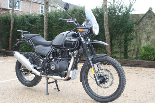 2018 FANTASTIC ROYAL ENFIELD HIMALAYAN IN STOCK!! For Sale (picture 2 of 6)