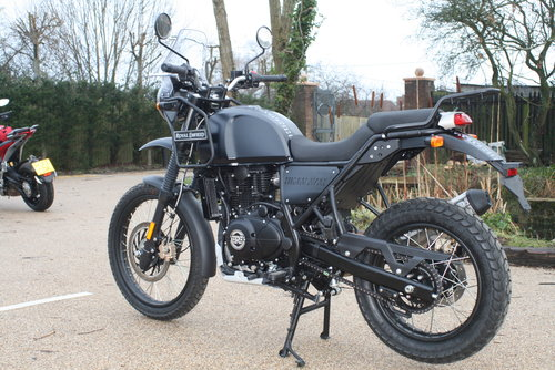 2018 FANTASTIC ROYAL ENFIELD HIMALAYAN IN STOCK!! For Sale (picture 4 of 6)