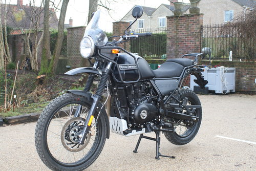 2018 FANTASTIC ROYAL ENFIELD HIMALAYAN IN STOCK!! For Sale (picture 5 of 6)