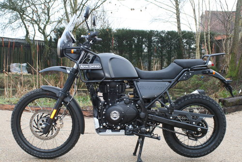 2018 FANTASTIC ROYAL ENFIELD HIMALAYAN IN STOCK!! For Sale (picture 6 of 6)