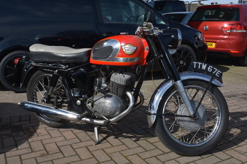 Lot 68 - A 1967 Royal Enfield Turbo Twin - 02/05/18 SOLD by