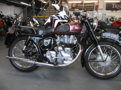 Royal Enfield 1959 Clipper  SOLD (picture 1 of 6)