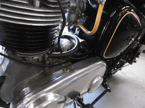 Royal Enfield 1959 Clipper  SOLD (picture 6 of 6)