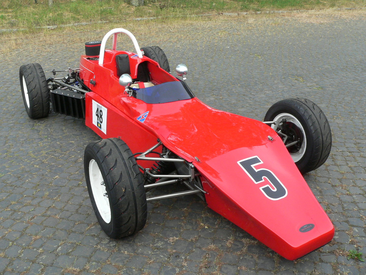1974 Formula Ford 1600 For Sale (picture 1 of 6)