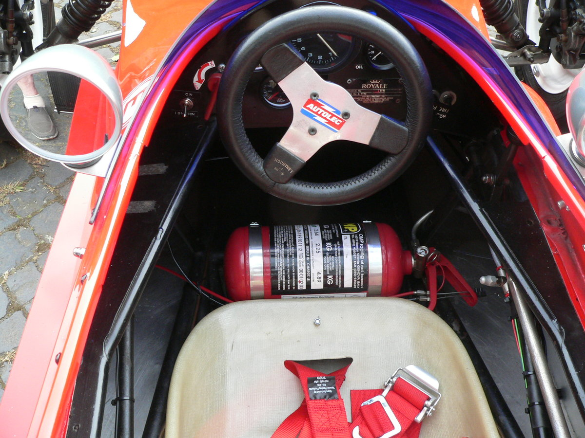 1974 Formula Ford 1600 For Sale (picture 5 of 6)